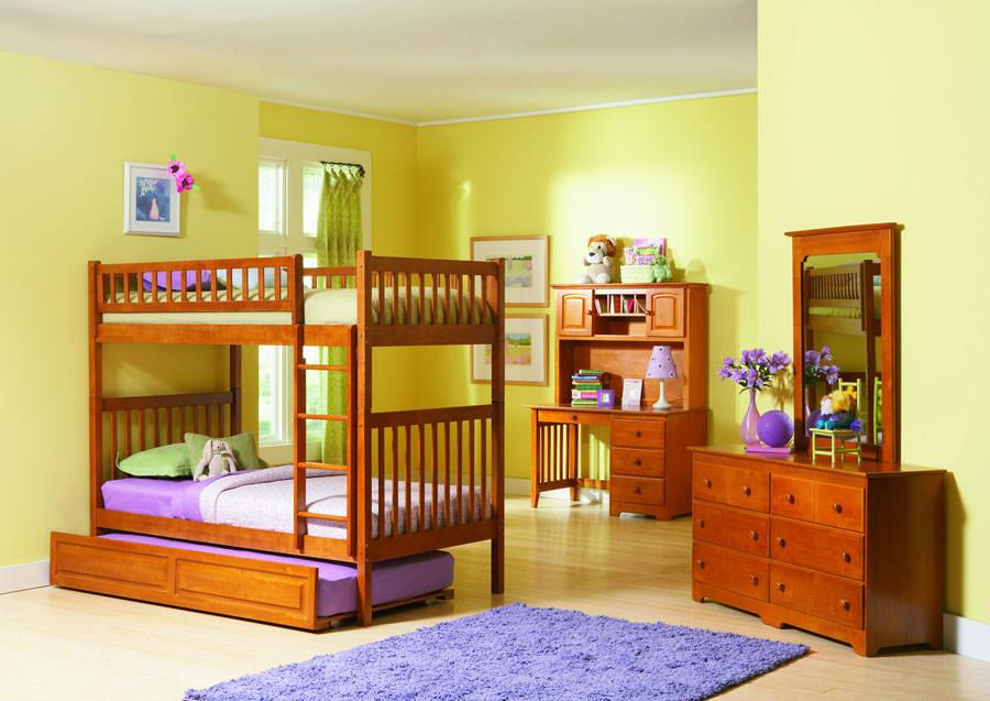 Cameretta per bambini simpatica e colorata n.15
