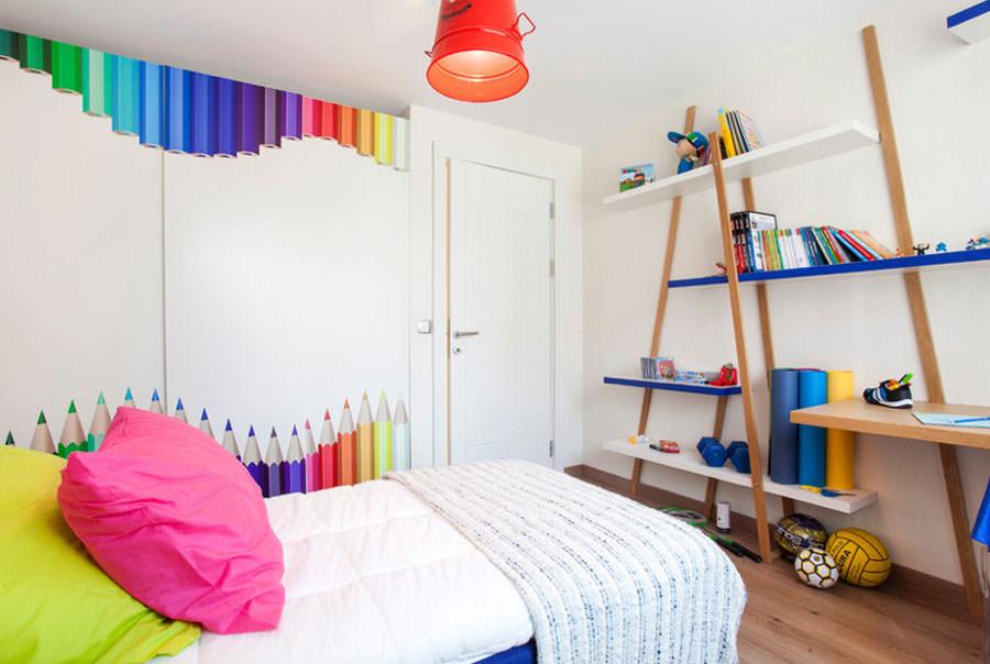 Camerette Bambini Design : Originali camerette moderne per bambini e ragazzi