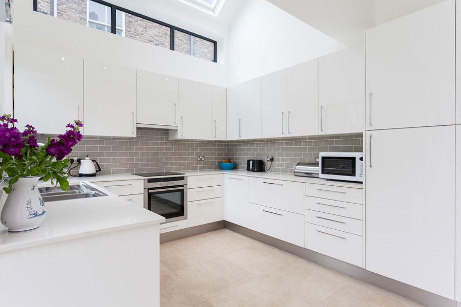 20 foto di cucine moderne alle quali ispirarsi - Design cucine moderne ...