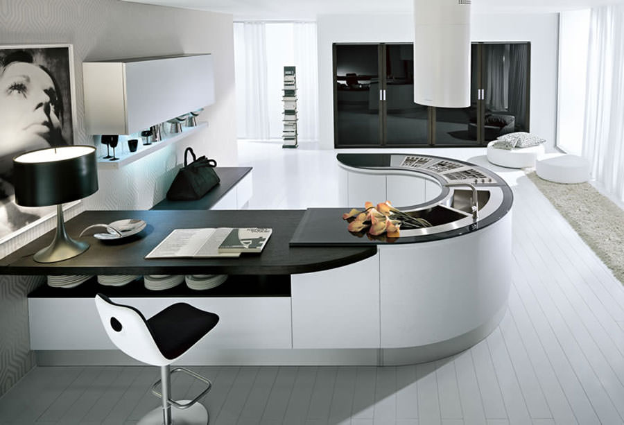 spesso 20 Foto di Cucine Moderne alle quali Ispirarsi | MondoDesign.it QF33