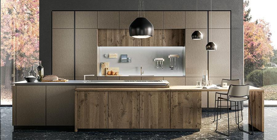 500 Idee Per Cucine Moderne Alle Quali Ispirarsi Mondodesign It