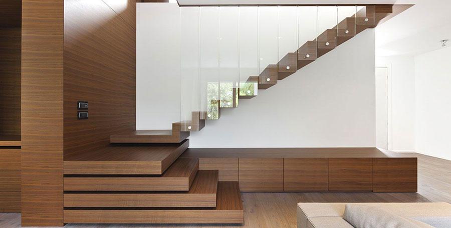Scale moderne per interni
