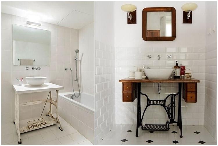 Credenza Da Bagno : Sorprendenti mobili da bagno con materiale di riciclo