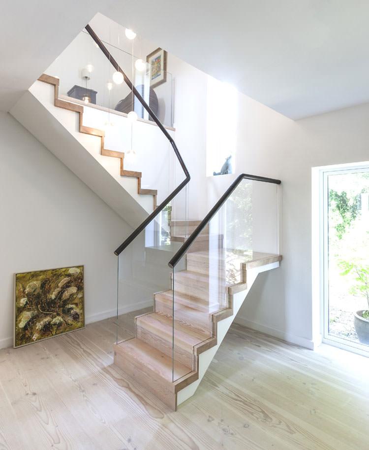 Scale da interni dal design moderno n.03