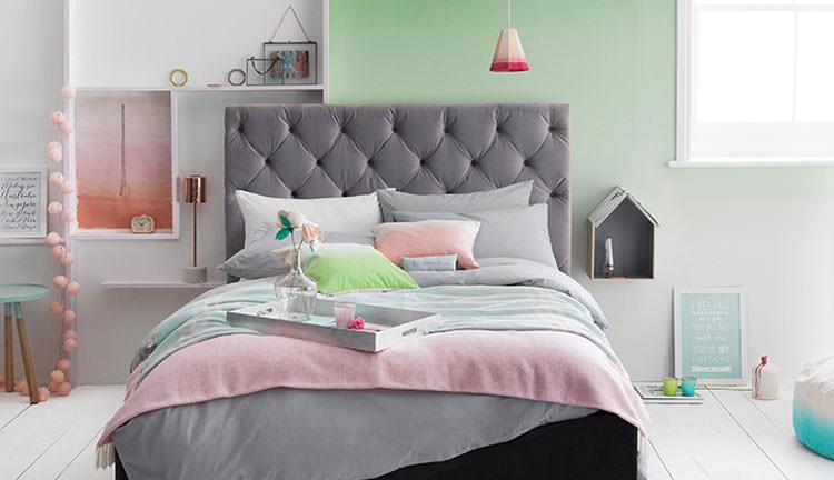 Idee per arredare casa con colori pastello n.01