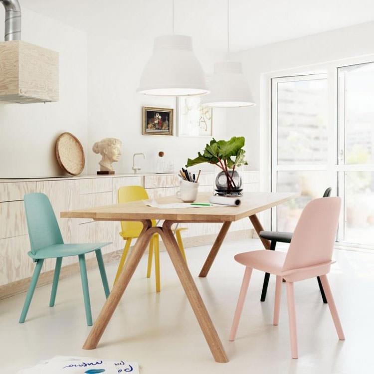 Idee per arredare casa con colori pastello n.09