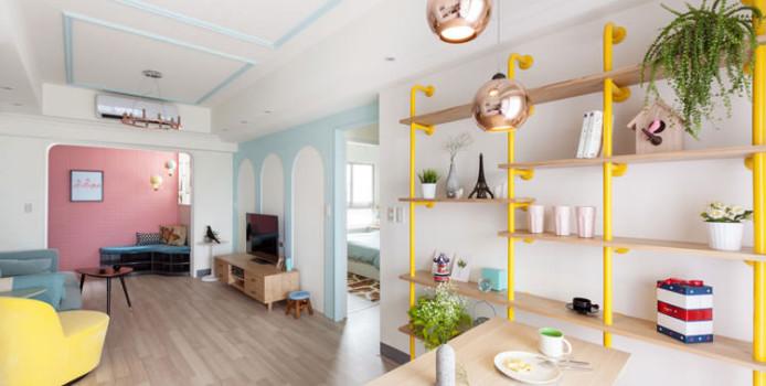 Colori pareti 2018 le tinte e gli abbinamenti di tendenza for Combinazioni colori arredamento