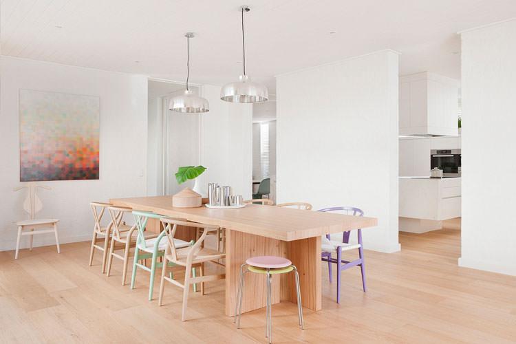 Idee per arredare casa con colori pastello n.20