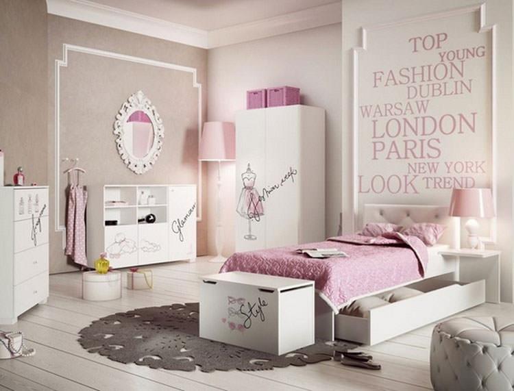 30 camerette per ragazzi con pareti decorate - Decorazioni per camerette ...
