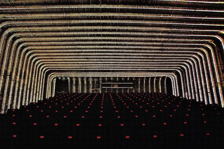 Immagine della Cineteca El Matadero a Madrid