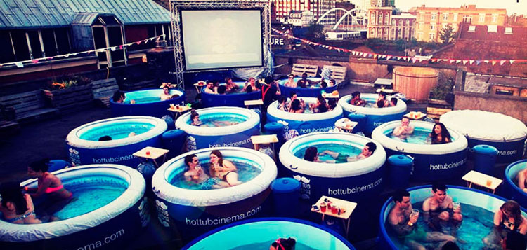 Immagine del cinema Hot Tube a Londra