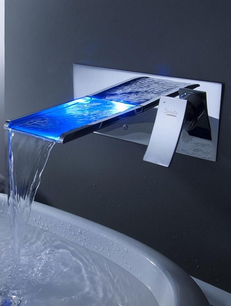 Lavandino futuristico per bagno moderno n.14
