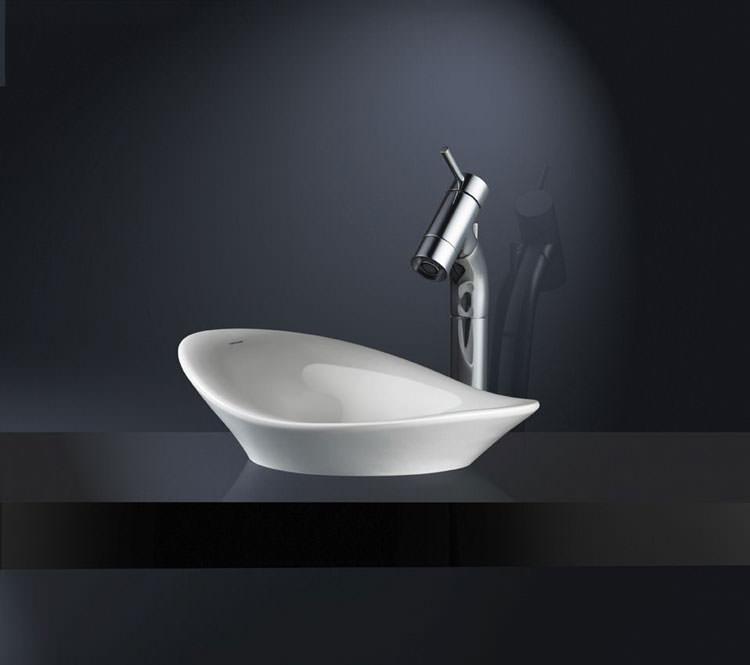 Lavandino futuristico per bagno moderno n.18