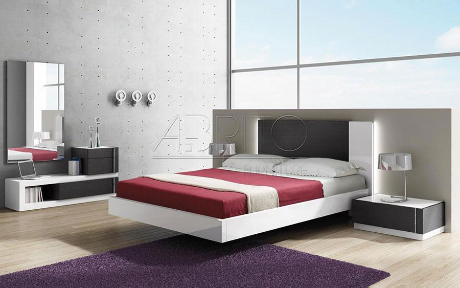 Modello di letto sospeso di A.Brito 1