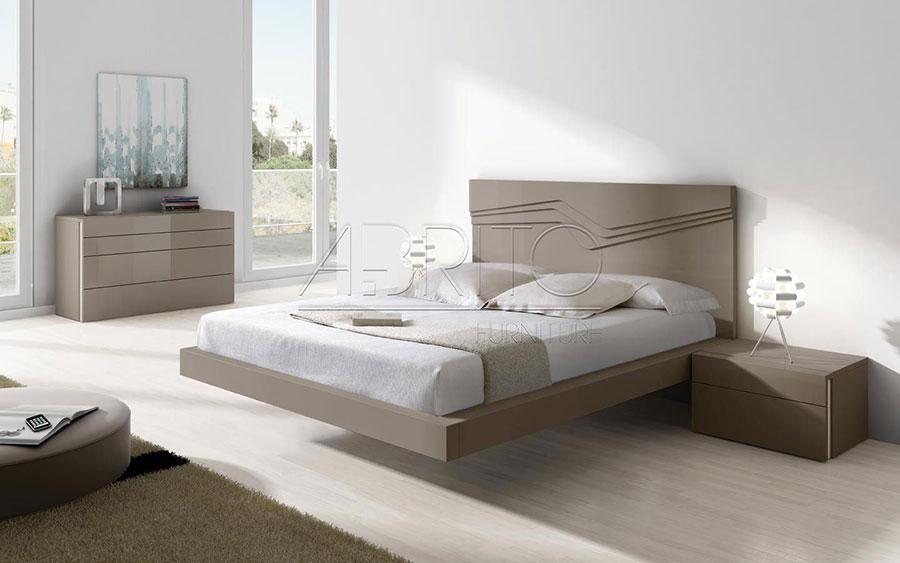 Modello di letto sospeso di A.Brito 2