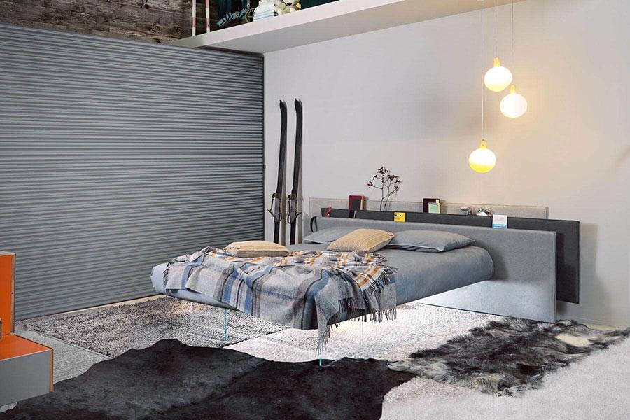 Modello di letto sospeso di Lago 1