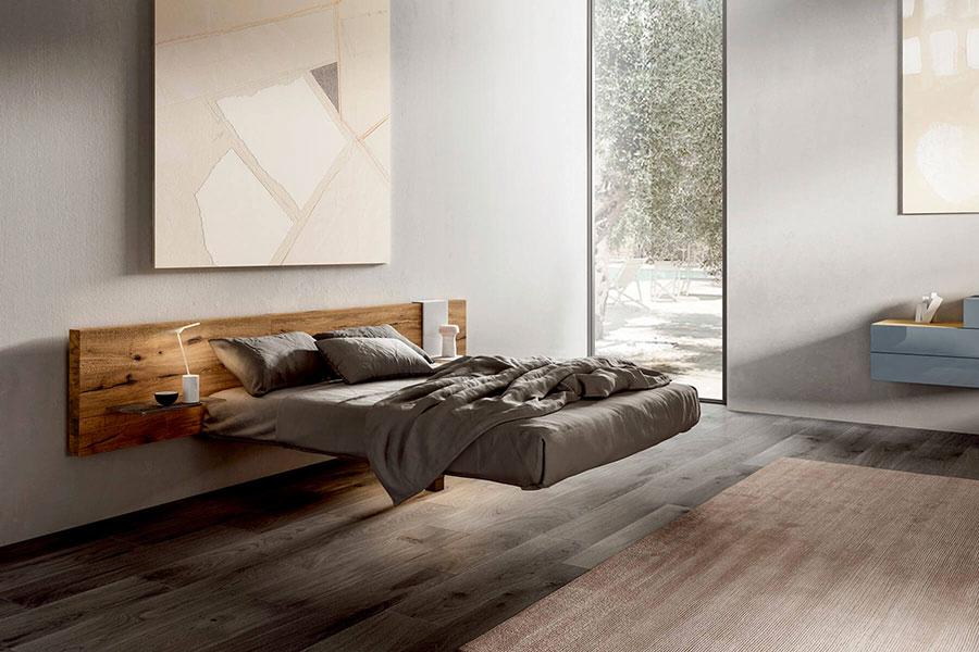 Modello di letto sospeso di Lago 4