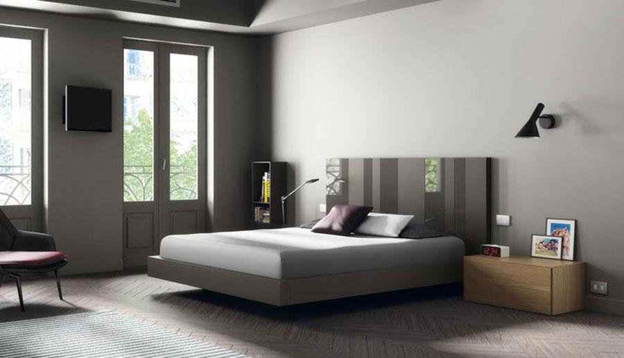 Modello di letto sospeso di Vivo