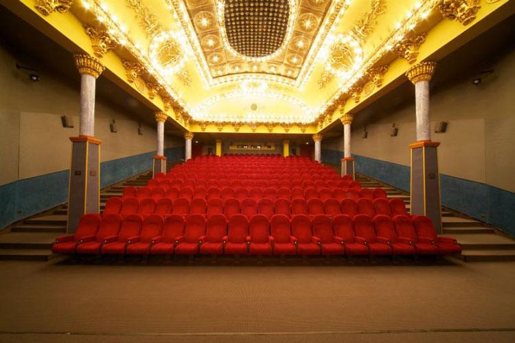 Immagine del cinema Puskin Art a Budapest