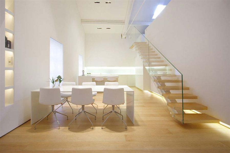 15 spettacolari esempi di arredamento minimalista di - Arredi case moderne ...