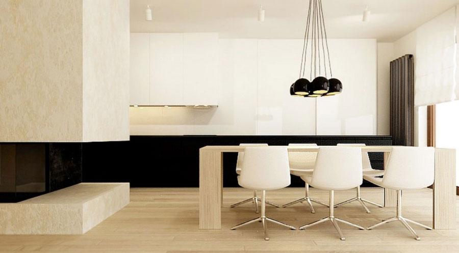 Idee per arredamento minimalista n.04