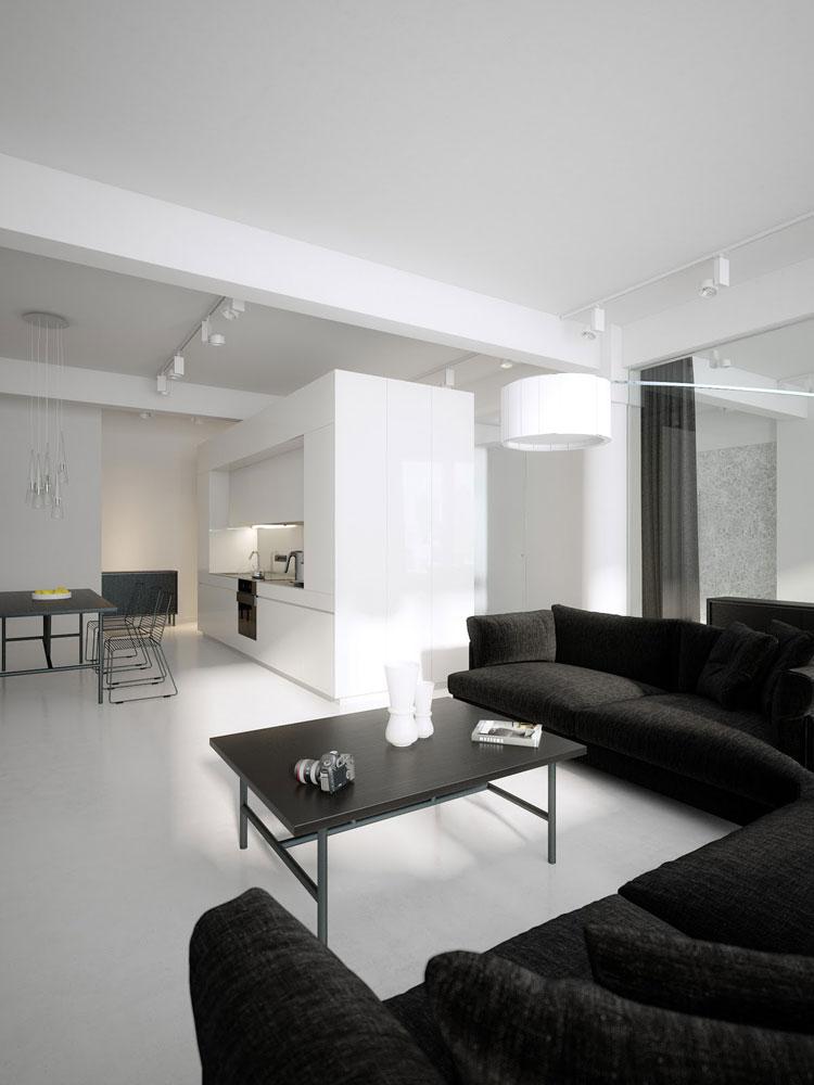 Idee per arredamento minimalista n.07
