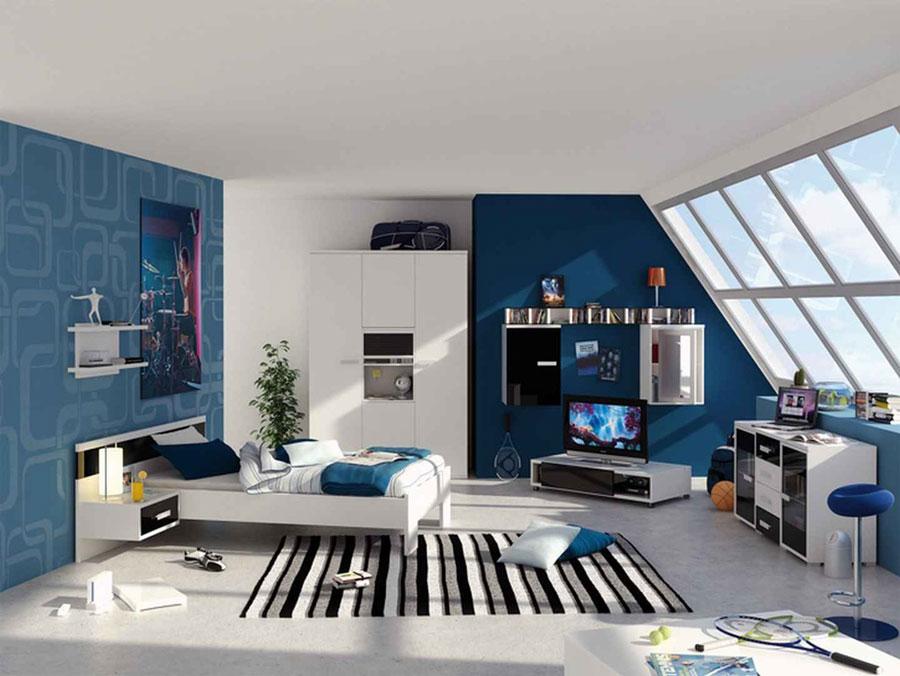 20 Camerette per Ragazzi Moderne e Sofisticate | MondoDesign.it