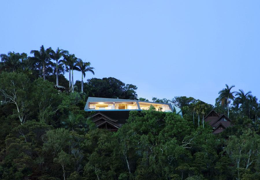 Foto dell'esterno della casa da sogno The Edge n.2