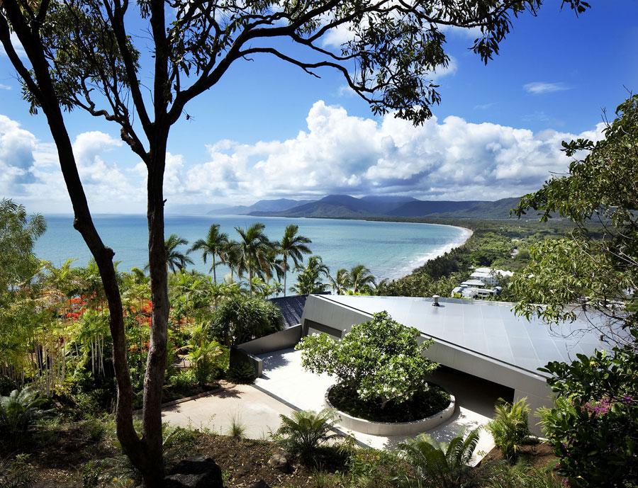 Foto dell'esterno della casa da sogno The Edge n.02