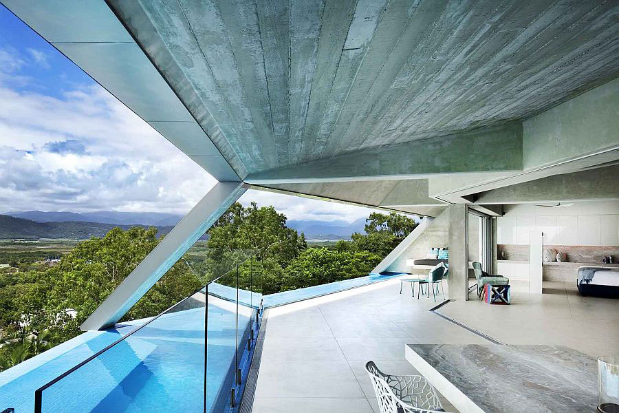 Favoloso Case da Sogno Moderne: il Capolavoro Open Space The Edge  FC99