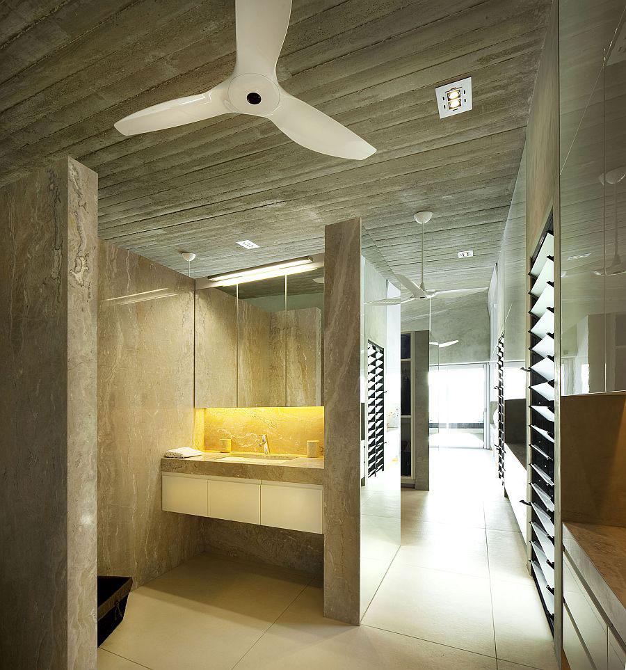 Foto degli interni della casa da sogno The Edge n.12