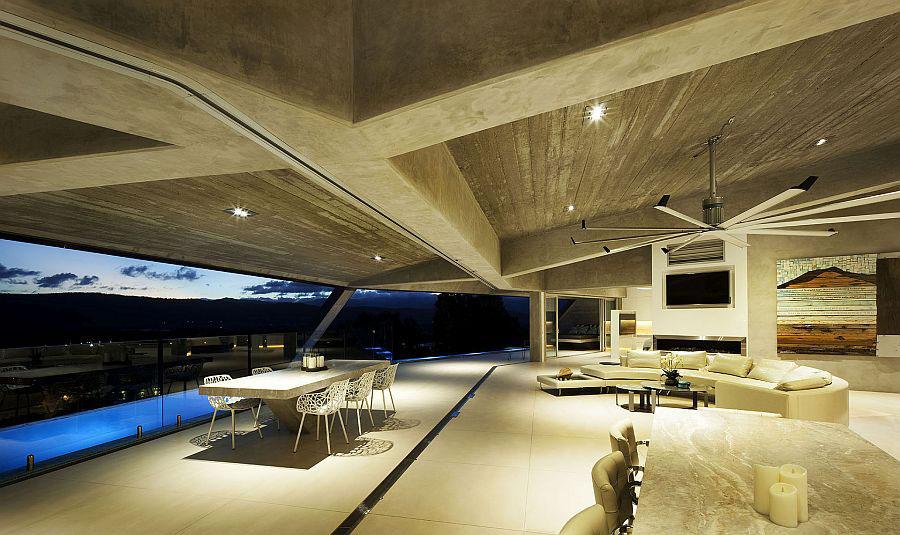 Foto degli interni della casa da sogno The Edge n.13