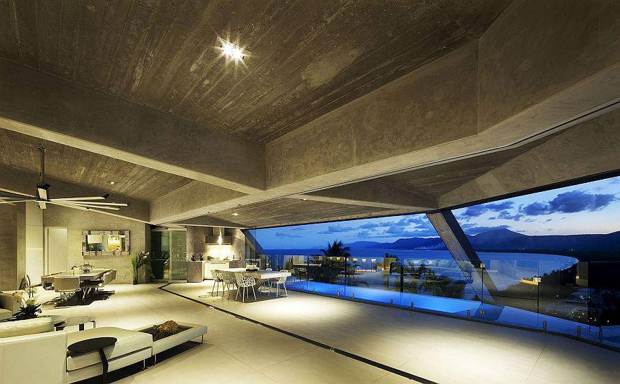 Foto degli interni della casa da sogno The Edge n.14