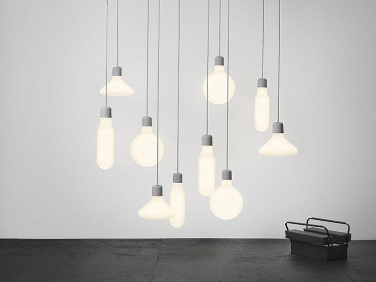 20 Modelli di Lampadari a Sospensione di Design   MondoDesign it -> Lampadari Moderni Di Tendenza