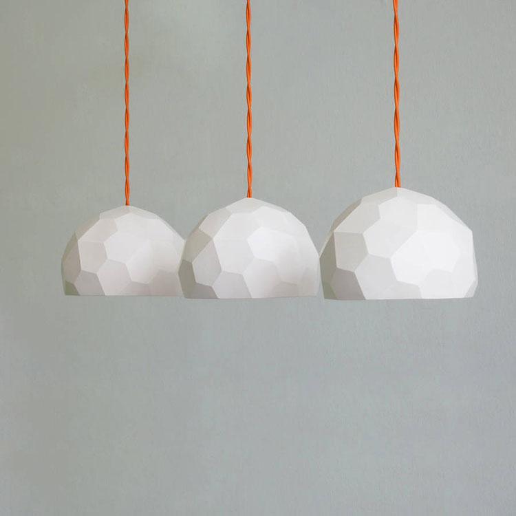 Lampadari a sospensione dal design particolare n.15