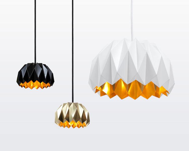 Lampadari a sospensione dal design particolare n.19