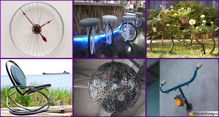 Riciclare Parti Biciclette