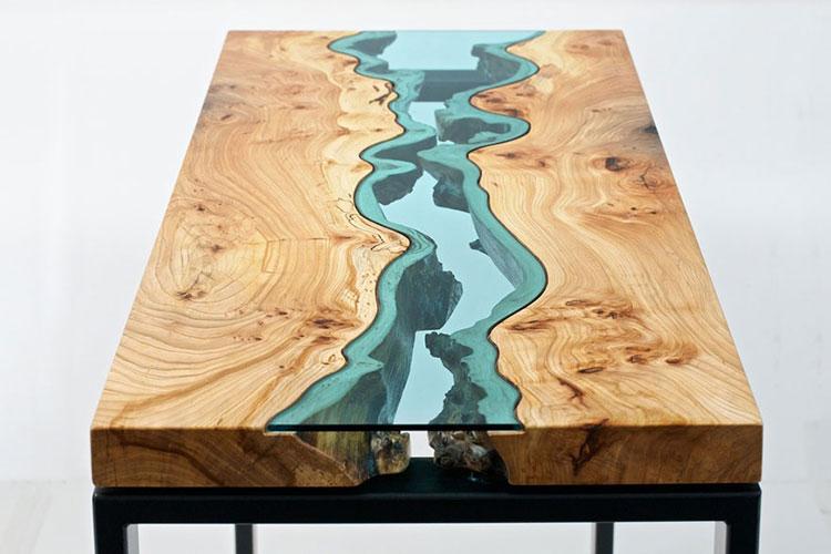 Immagine dei tavolini dal design particolare n.04