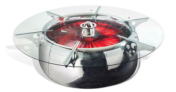 Immagine dei tavolini dal design particolare n.07