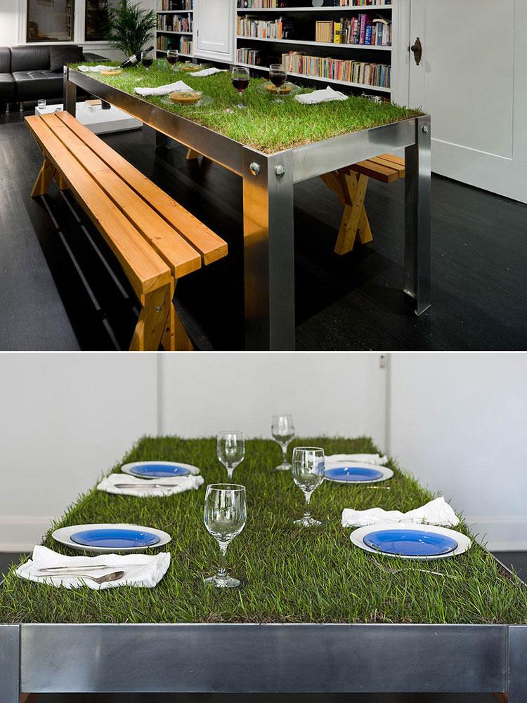 Immagine dei tavolini dal design particolare n.08