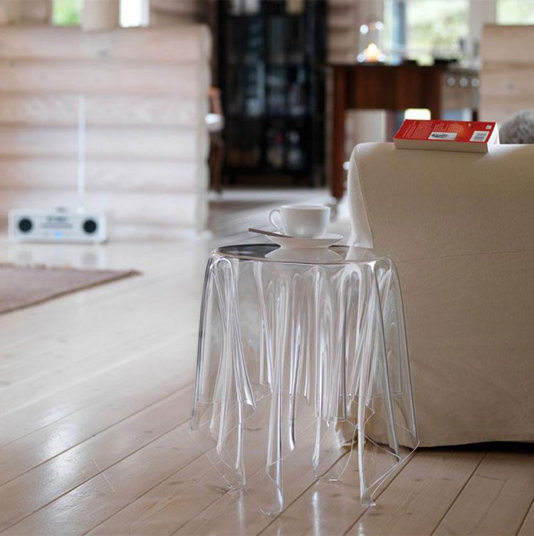 Immagine dei tavolini dal design particolare n.13