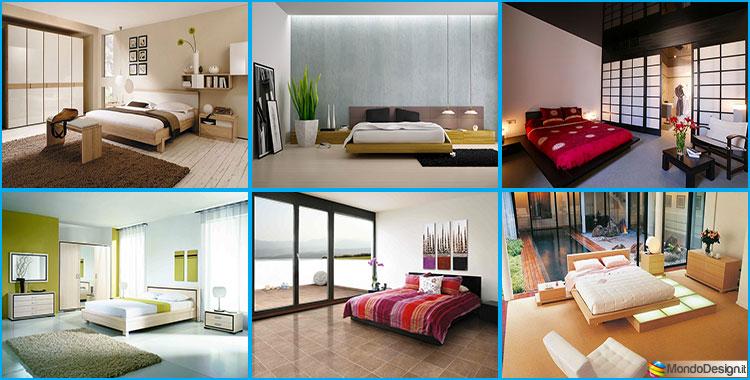 20 esempi di arredo feng shui per la camera da letto for Feng shui arredamento