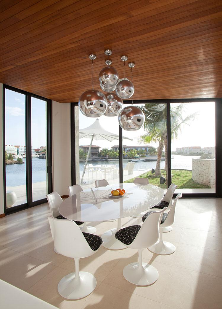 13 lampadari per la sala da pranzo dal design unico - Sala pranzo ...