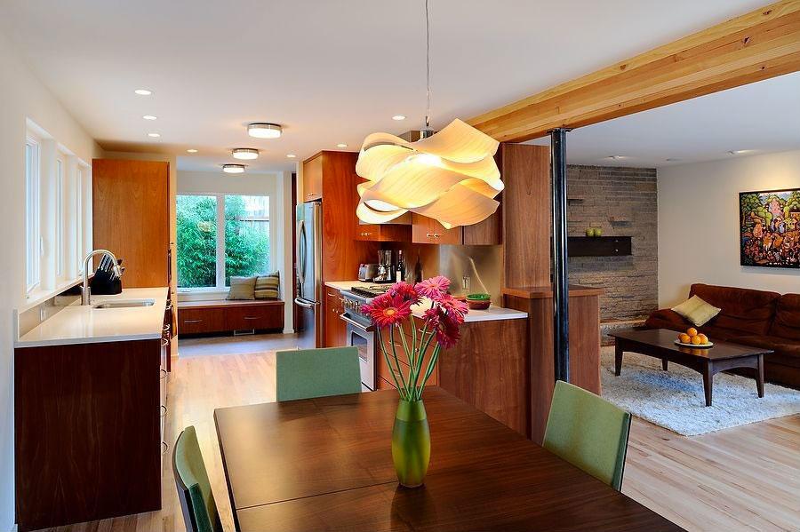 Lampadario per la sala da pranzo dal design spettacolare n.06