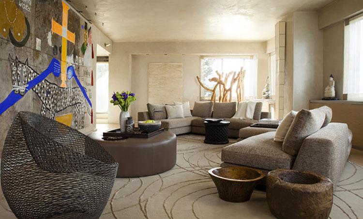 17 idee di arredamento d 39 interni con mobili in rattan