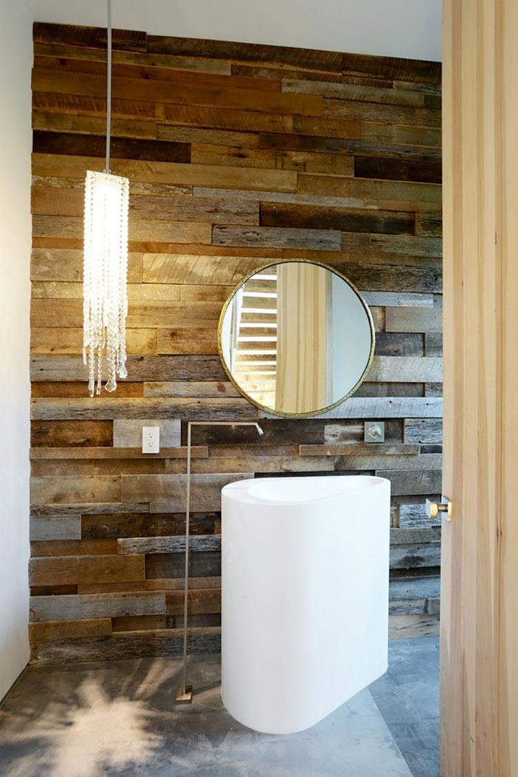 Idee di design per arredare piccoli bagni n.02