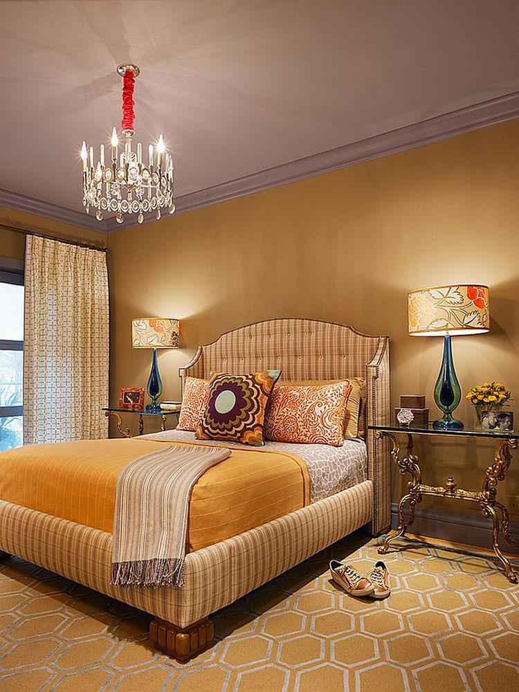Idee per arredare la camera da letto in stile vittoriano n.01