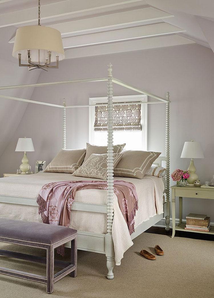 Idee per arredare la camera da letto in stile vittoriano n.02