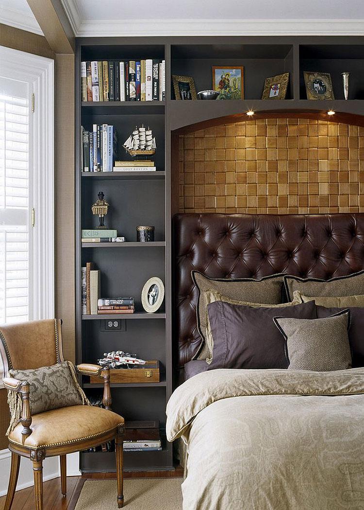 Mobili In Stile Gotico 20 camere da letto in stile vittoriano | mondodesign.it
