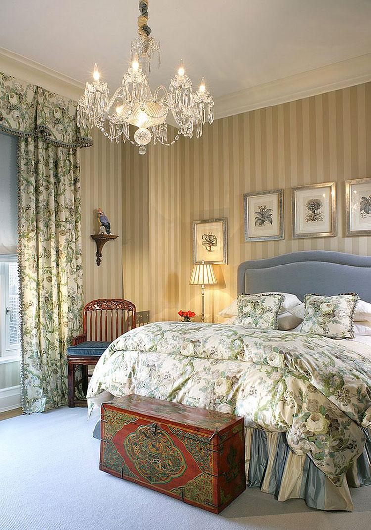 Idee per arredare la camera da letto in stile vittoriano n.04